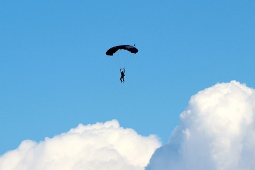 Ever want to jump from a plane? If so, why have you not done it?