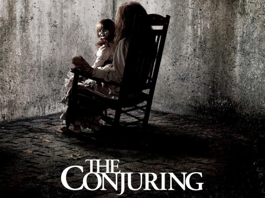 The Conjuring official poster