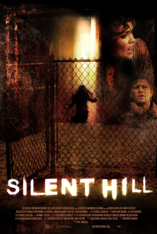 Silent Hill official poster