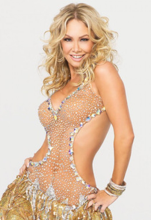 Kym Johnson of Dancing with the Stars