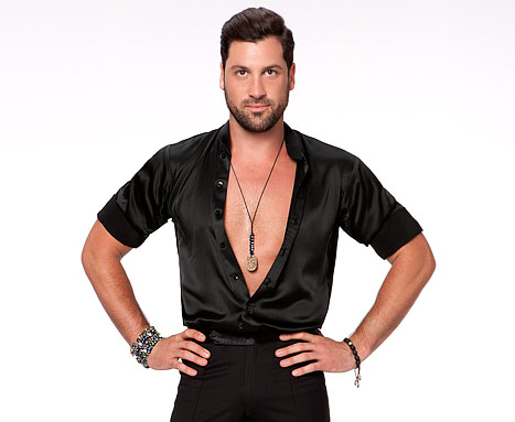 Maksim Chmerkovskiy of Dancing with the Stars