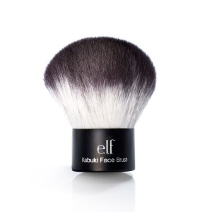 e.l.f Studio Kabuki Brush. Always look for the black handles!