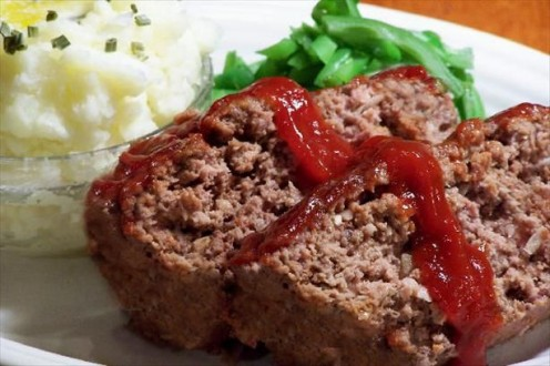 World's Best Meatloaf Recipe