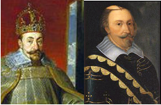 Sigismund III and Charles IX