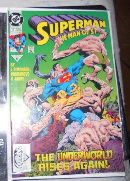 Superman Man of Steel 17