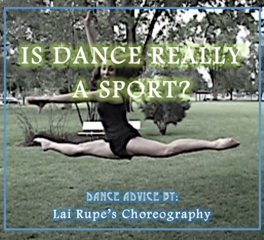 Is Dance a Sport or an Art?