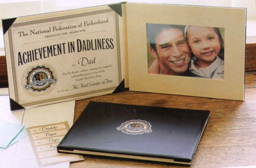 Hallmark Dad Certificate of Achievement