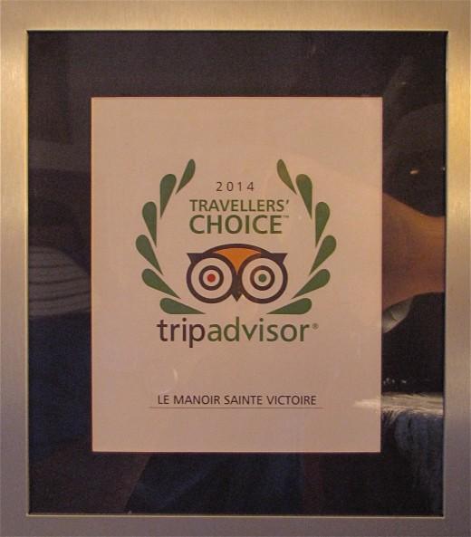 Le Manoir Sainte Victoire