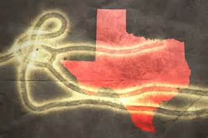 The menacing specter of Ebola looms over the entire state of Texas.