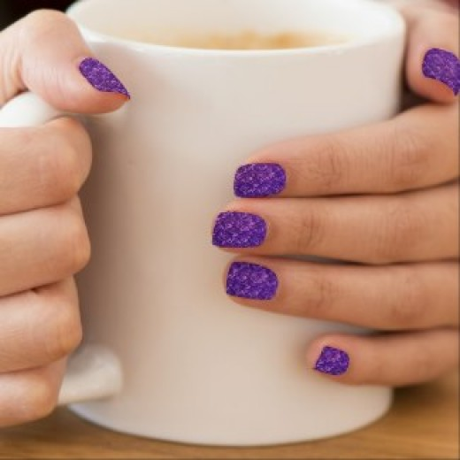 Lovely nail color comes in lots of different colors. Nail art wraps and other items available by clicking the source link.