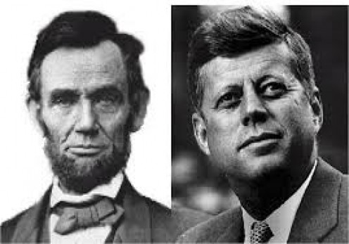 Lincoln–Kennedy coincidences urban legend