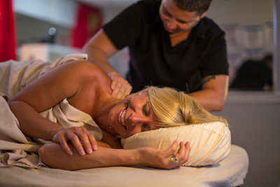 Seek a Certified Massage Therapist