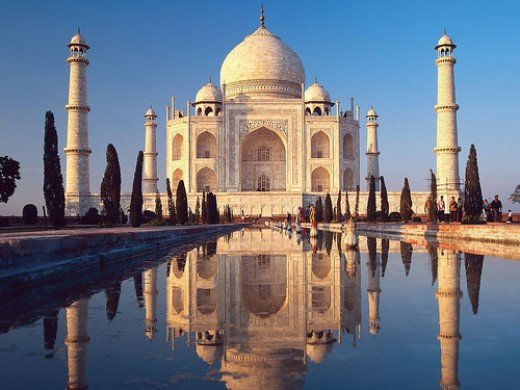 Taj Mahal, the love mahal