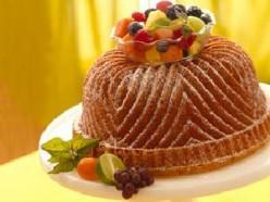 General Cake Baking Tips