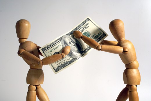 Stop the tug of war with your money