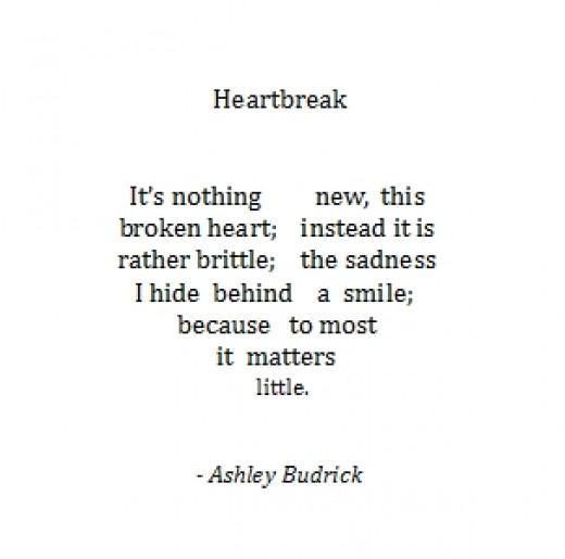 Poem I wrote.