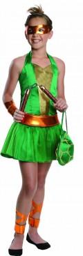 Teenage Mutant Ninja Turtles Costume for Girls