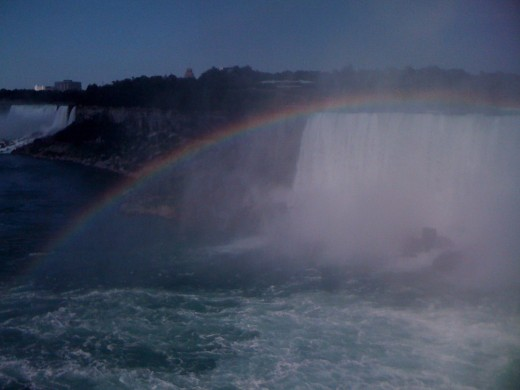 The whiskey priest is a testament to how raging waters can produce rainbows.   Baptism at its best.