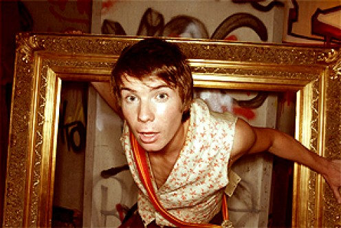 Joe Dempsie in 2007...
