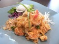 How to Make Pad Thai with Shrimp. Pad Thai Kung Recipe