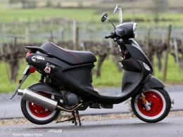 2009 Genuine Buddy 125cc