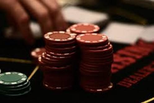 Gambling moments.