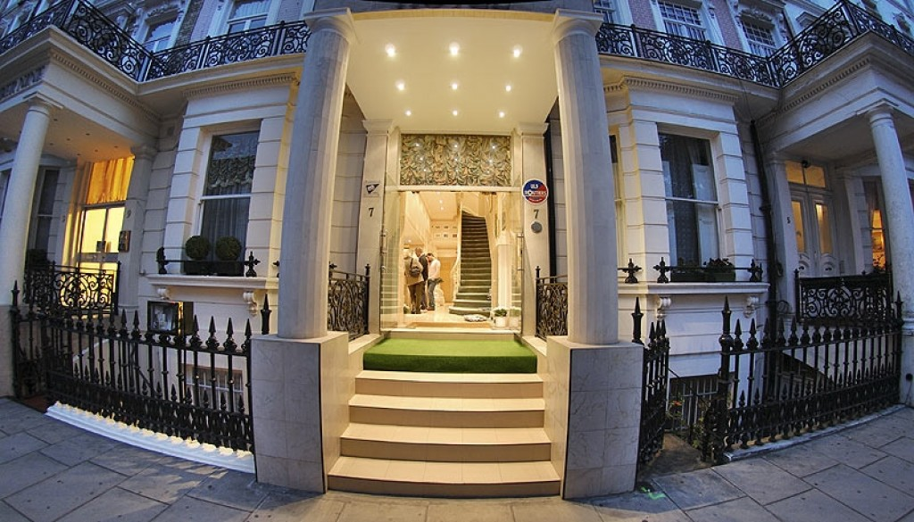 Amsterdam Hotel London A 3 Star Bed Breakfast Hotel In