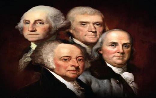 Some Founding Fathers of America