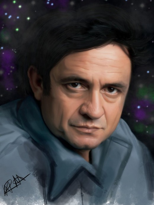 Johnny cash by Boss1688 ...