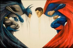 Batman vs. Superman: Epic Battle or Lopsided Victory for One?