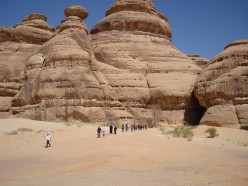 Discovering Mada In Saleh - Al Madinah
