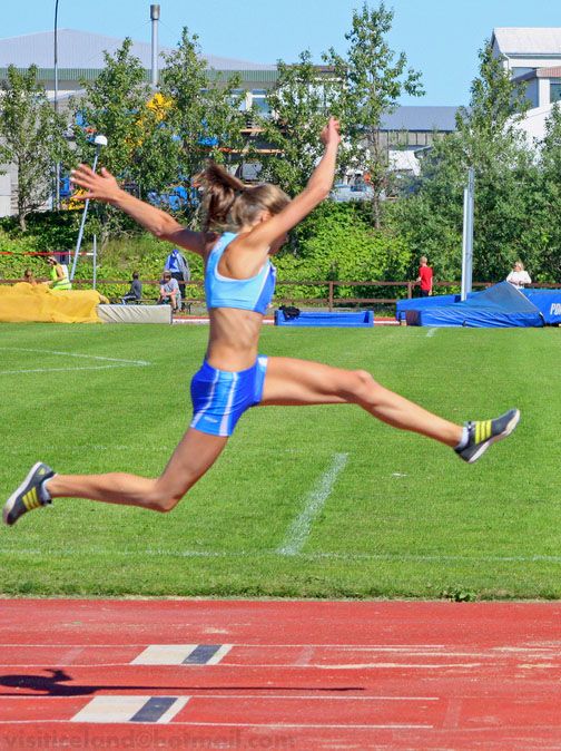 Women's Long Jump