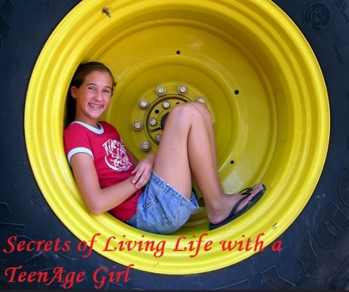 The Secrets of Living Life with a TeenAge Girl