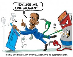 Do you think gas prices will rise after election day?