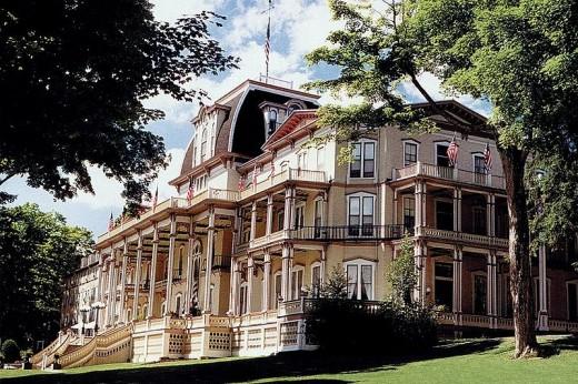 Chautauqua Institute Athenaeum Hotel