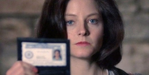 Jodie Foster: Queen of the Icy Glare.