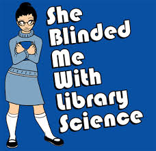 a stereotypical librarian type or a princess of popular culture?