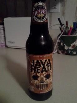 Troegs Java Head Stout Beer