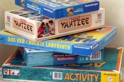 Board Games, Card Games, Jigsaw Puzzles