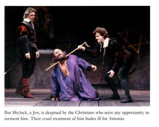 Shakespeare Merchant of Venice