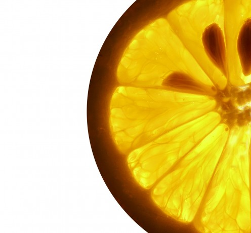 lemon health benefits come from this beautiful slice