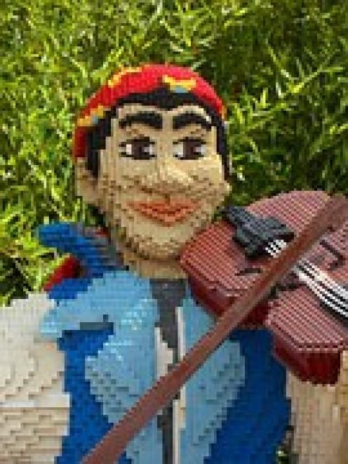 Image Credit Public Domain LegoLand Display