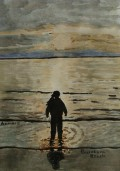 Tears Across the Waves, a Short Story