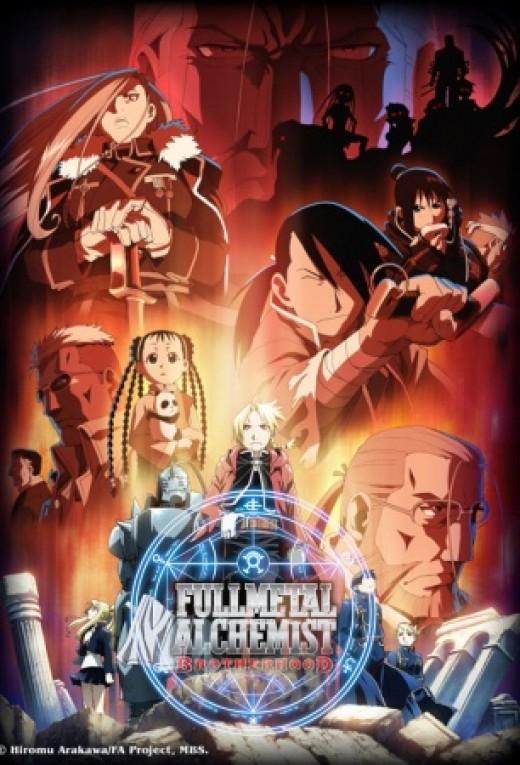 Fullmetal Alchemist:Brotherhood