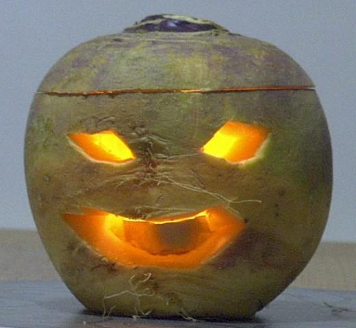 Jacko-turnip!!!
