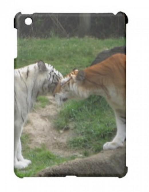 Tiger's Love iPad Case