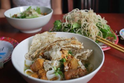 Mi Quang (Quang noodle)