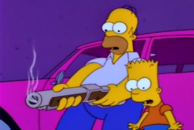 """Treehouse of Horror III (Dial """"Z"""" for Zombies)"""