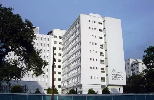 The Hospital where he was treated