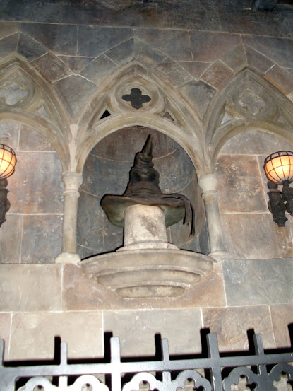 The sorting hat waits for you in the queue.